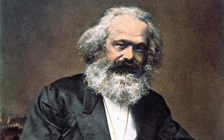 Karl Marx - Dış Ticaret Ajansı