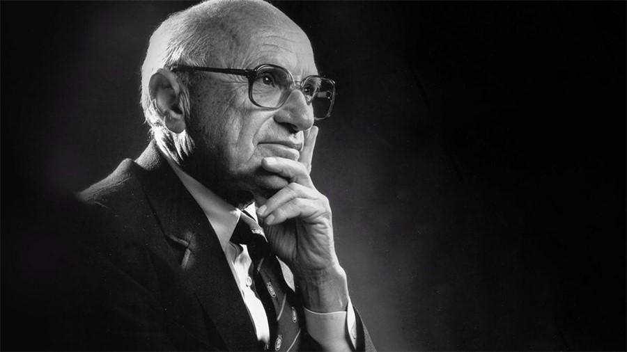 Milton Friedman - Dış Ticaret Ajansı