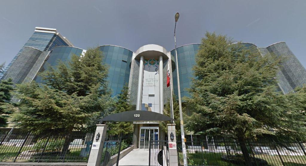 Orta Anadolu İhracatçı Birlikleri - Binası