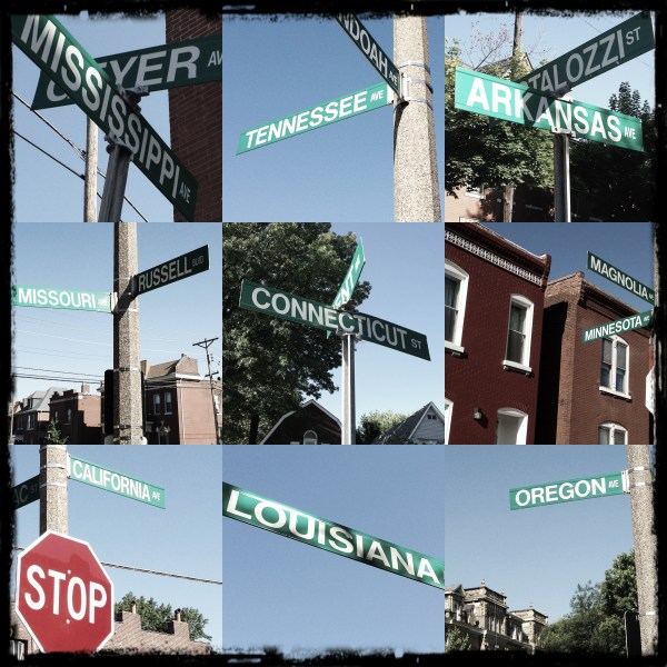 St. Louis State Streets