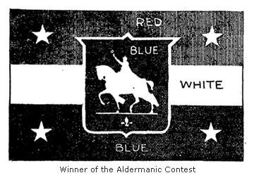 Aldermanic Contest Winner