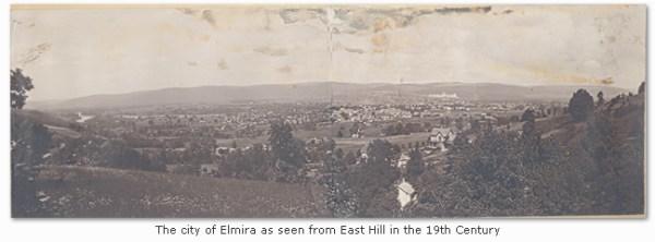 Elmira from East Hill