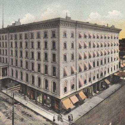 The Magnificent Southern Hotel