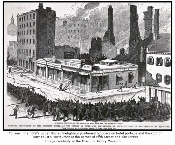 The Southern Hotel Fire