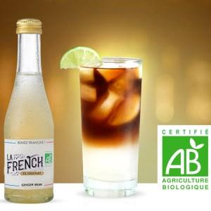 Ginger Beer Bio par La French s'il vous plaît