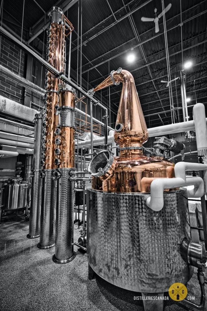 Le gros curé de la Distillerie la Manufacture