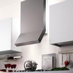 Zephyr Kitchen Hood Large Sinks Falmec - Distinctive