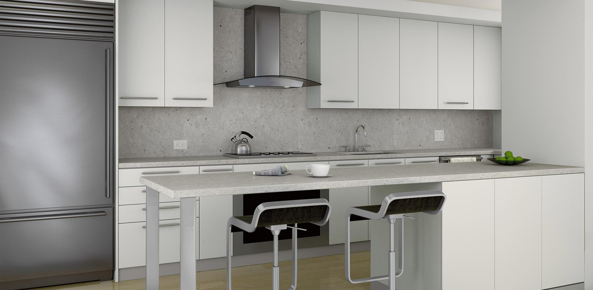 zephyr kitchen glass tile backsplash distinctive