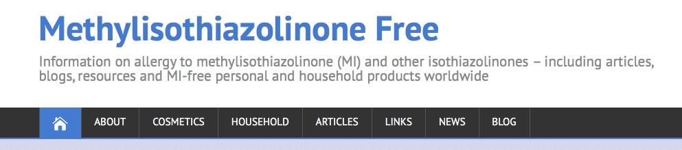 Methylisothiazolinone Free Detergent | Distinctive Wash