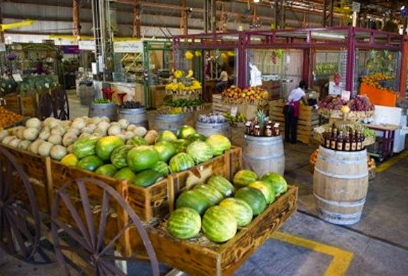 Yellow Green Farmer's Market