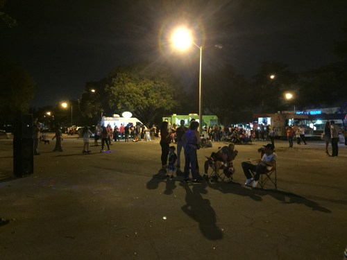 Located in Tropical Park, the monthly Food Truck Invasion provides friends and families the chance to try different meals. The event has been invading Tropical Park for the past five years.