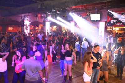 Cowboys Saloon offers free line dancing and plays an array of country songs throughout the night. Source: Cowboys Saloon.