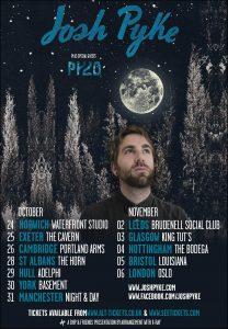 josh pyke + pylo tour