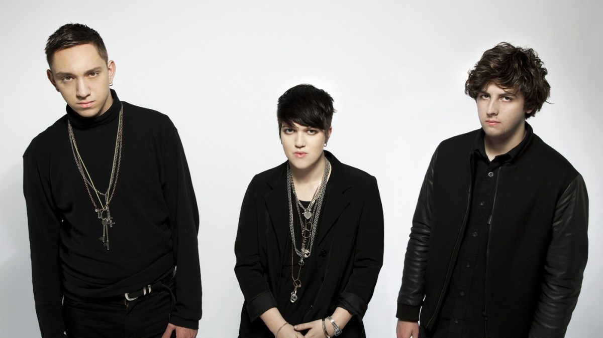 The xx will release Coexist on Sept. 11.