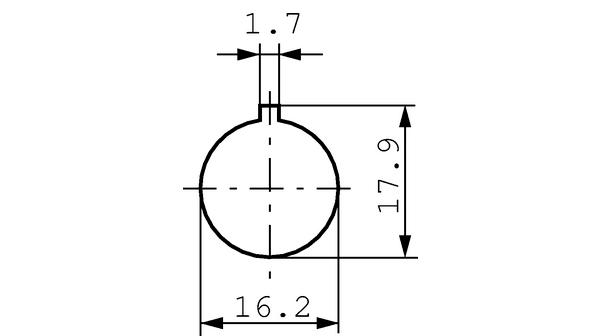 CG4 A220-600FS2 Rotary switch Poles1 Kraus & Naimer