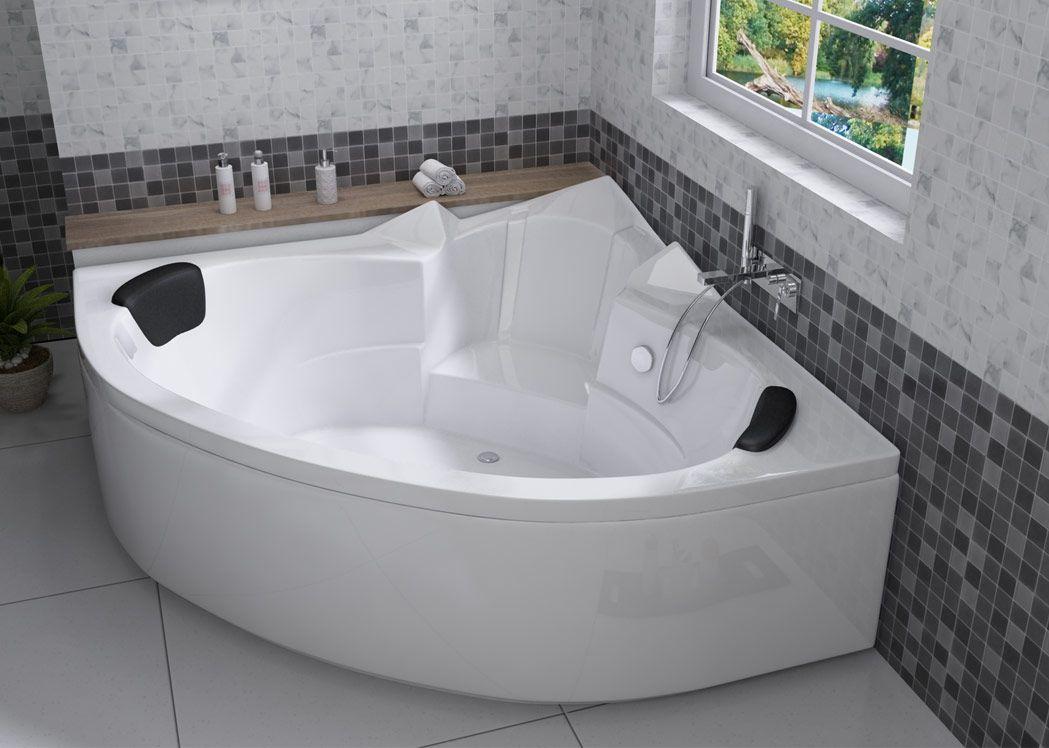 baignoire d angle 140x140 so chic