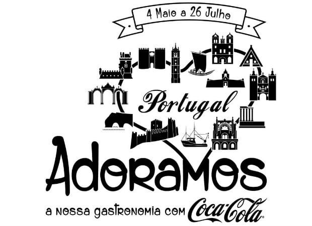 Coca-Cola promove comida regional portuguesa