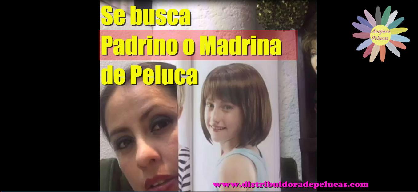 Se busca Padrino o Madrina de Peluca para una niña