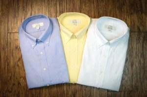 Cooper & Stewart shirt photo