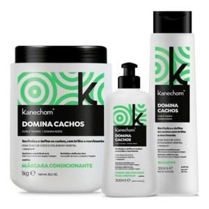 Kanechom Kit Domina Cachos X 3