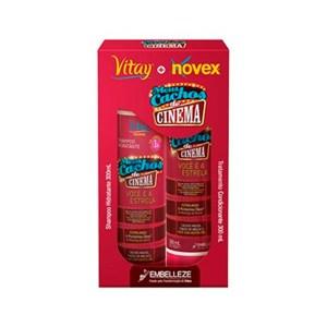 Meus Cachos Cinema Acondicionador+shampoo