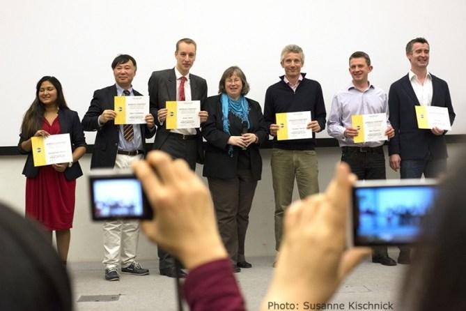 Susanne Kischnick 7 steps - 4. photos of the contestants