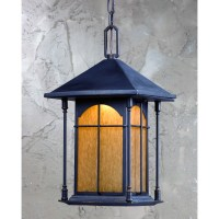 Triarch Lighting - 79137-14 1 Light LED Exterior Pendant ...
