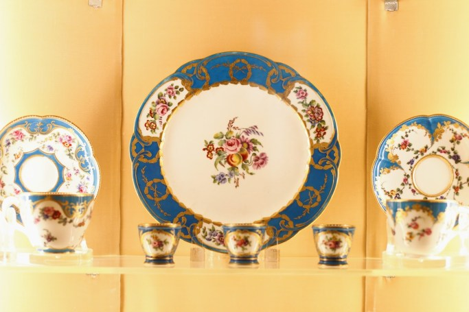 china collection at Hillwood estate