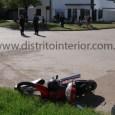 El accidente se produjo cerca del mediodía en la intersección de las calles Alsina y Leandro N. Alem.  Como consecuencia el conductor de la moto sufrió quebradura de una […]