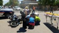 Ocurrió en Brown y Sarmiento entre una moto 110 cc. en la que se movilizaba una joven pareja por Brown, quienes impactaron contra el Volkswagen Suran que transitaba por la […]