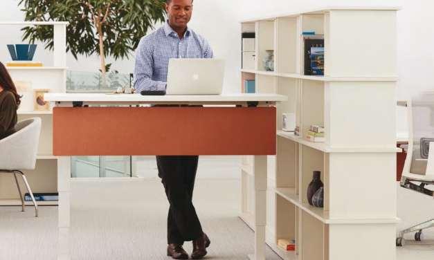 Por qué no habrá gordos en las oficinas del futuro…