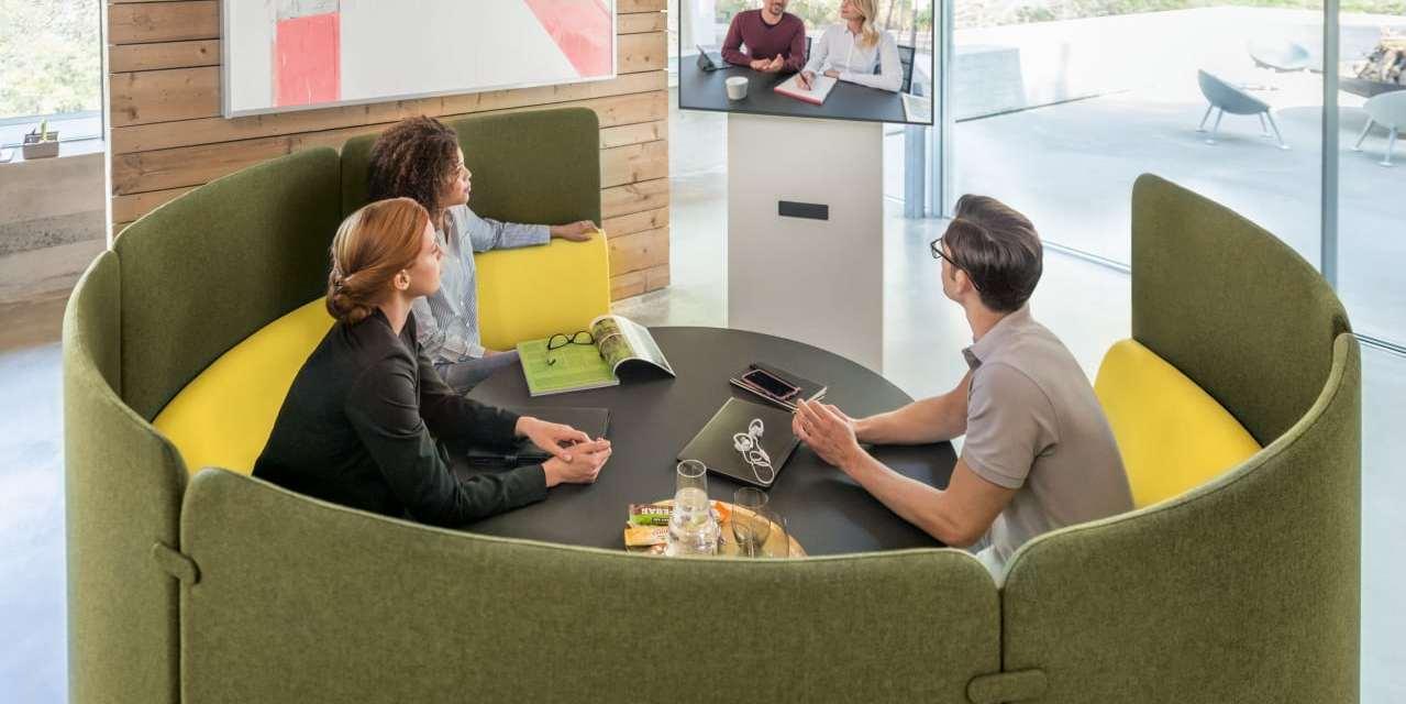 Sedus Future Proof propone soluciones para las oficinas del futuro