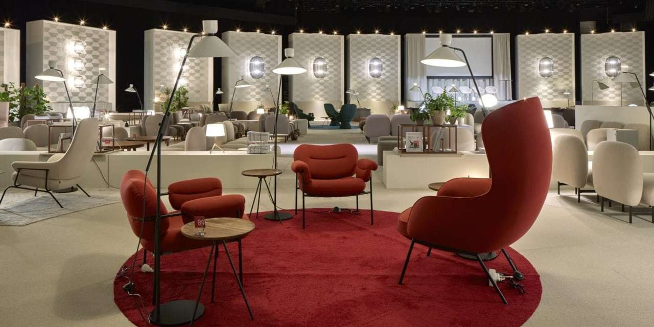 El Design Bar 2018 diseño de Luca Nichetto ofrece un viaje visual y un abrazo de diseño en la Stockholm Furniture Fair