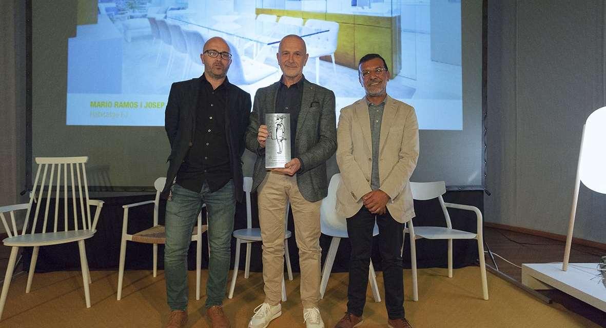 Premio Lluís Cairó del CODDIGI para nuestro director, Marcel Benedito