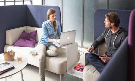 M.Zone, oficinas flexibles de Wiesner-Hager