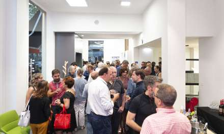 El futuro es de las oficinas adaptables, nuevo showroom de Lara en Zaragoza