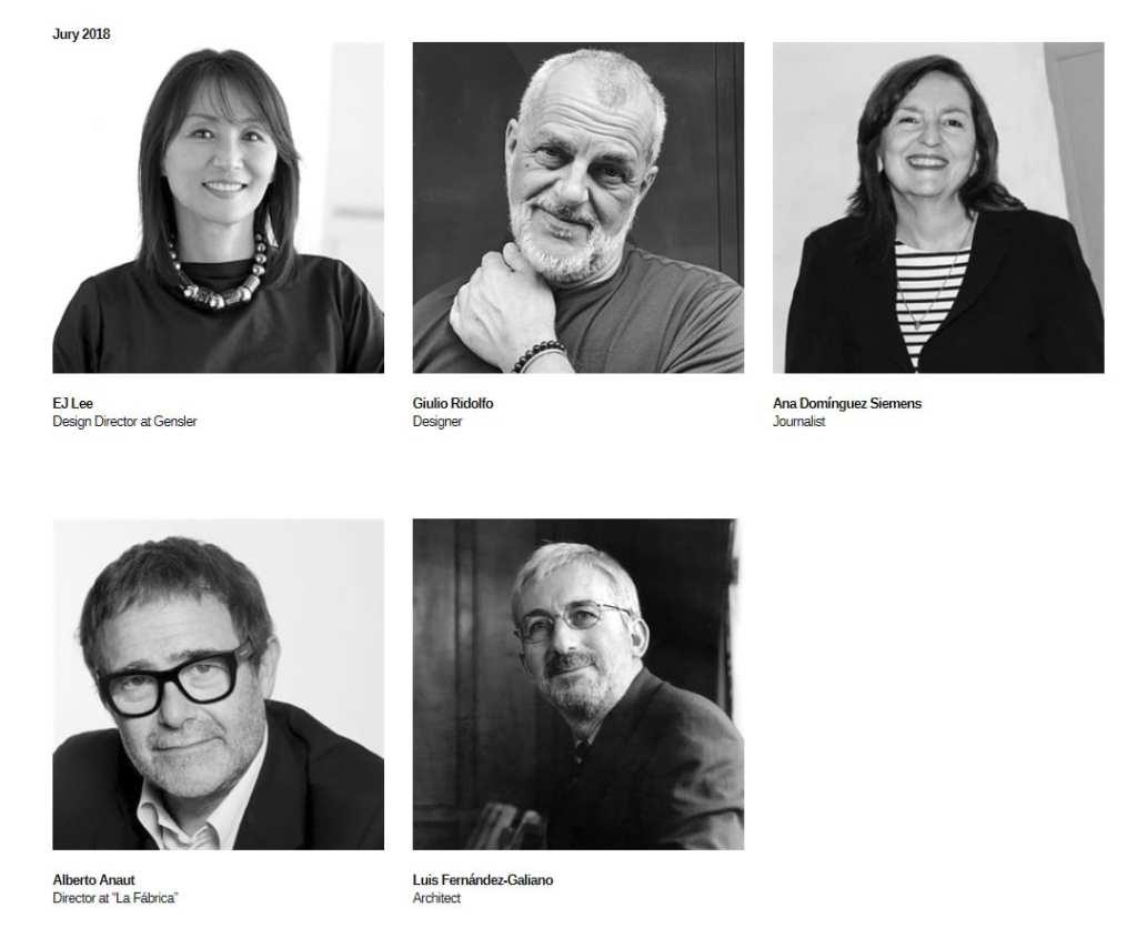 Andreu World Concurso de diseño