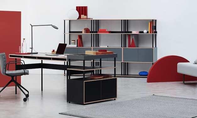 Studio de Bene, organizar el espacio