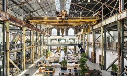 Gensler proyecta la nueva sede de Gusto San Francisco en unos astilleros