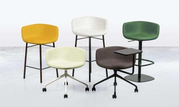 Xoko, asientos para entornos colaborativos, de Akaba