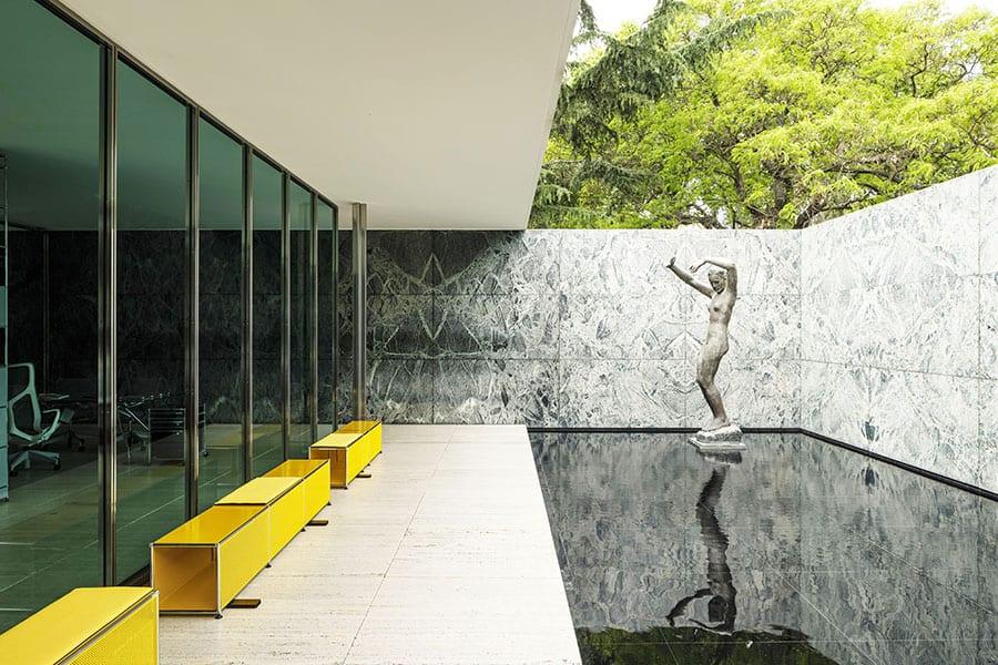 Se fallan los Premios Pavilion Workplace en el Mies van der Rohe