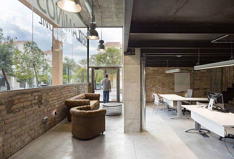Geocaminos Granada, Arias Recalde Taller de Arquitectura