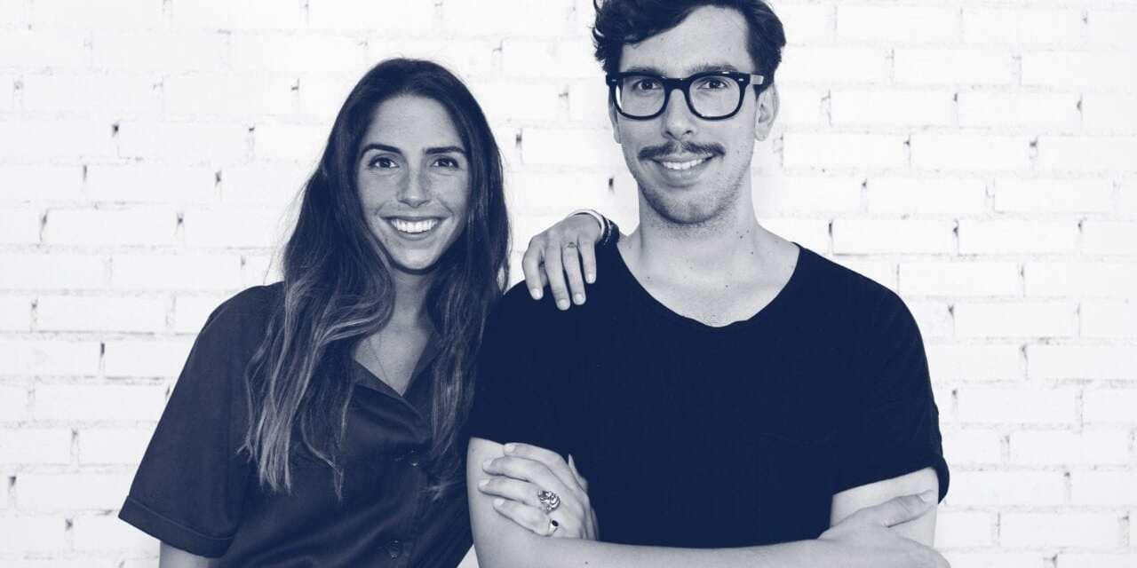 """Nos gusta asumir riesgos"", Ana Arana y Enrique Ventosa, Plutarco"