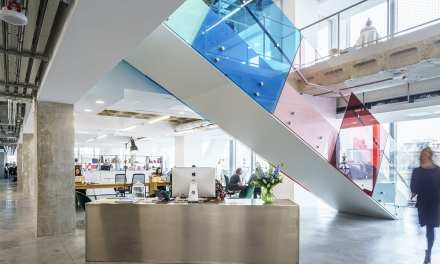 Ogilvy Group Londres de BDG Architecture & Design