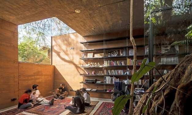 Caja de Tierra, Paraguay, Equipo de Arquitectura