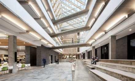 Confederación de Sindicatos de Montreal, proyecto de BGLA + NEUF architect(e)s