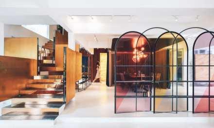 Mantab Workplace, proyectado por S/Lab10