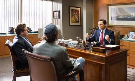 The wolf of Wall Street: lobos con escritorio