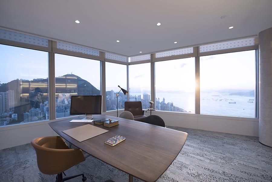 Sapientia Investment Hong Kong, Proyecto de Bean Buro