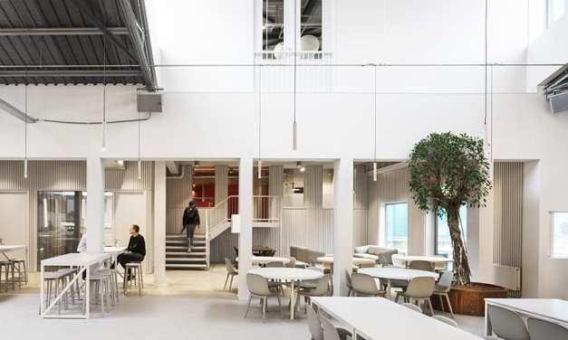 Complejo Amsterdam Pand Noord, proyecto de Hollandse Nieuwe